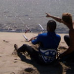 kitesurfing lesson galicia