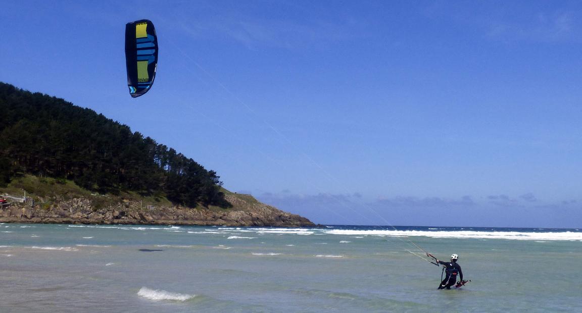 supervision en kitesurf